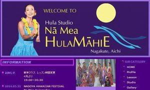Na Mea Hulamahie 新栄教室