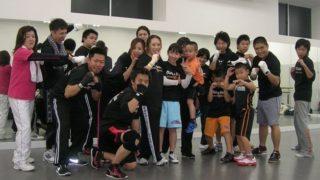 ボクシングチームワン
