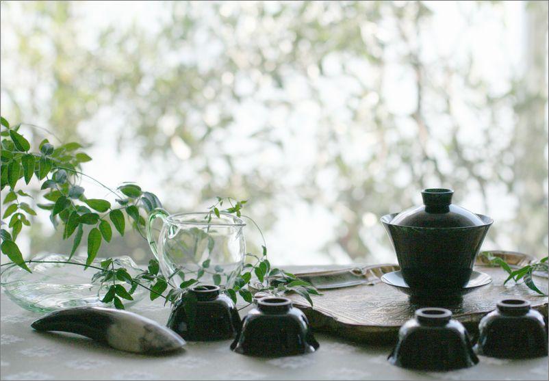 Liu Xiang Tea Salon(リュウシャンティーサロン)